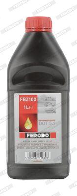 FBZ100 FERODO Stabdžių skystis - įsigyti internetu