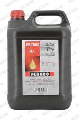 Bromsvätska FBZ500 FERODO — bara nya delar