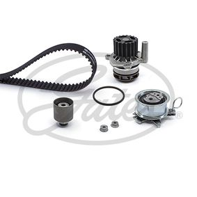 KP55569XS-4 Water Pump & Timing Belt Set GATES Test