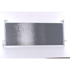 NISSENS Kondensor, klimatanläggning 940429 - köp med 20% rabatt
