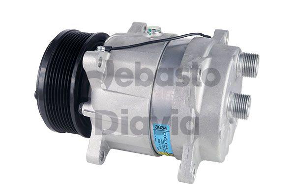 Original VW Kompressor Klimaanlage 62085015121B