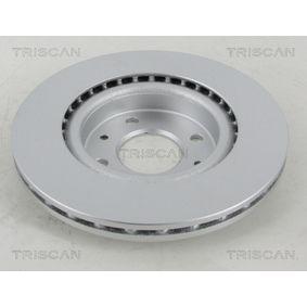 812025107C Bremsscheibe TRISCAN 8120 25107C - Große Auswahl - stark reduziert
