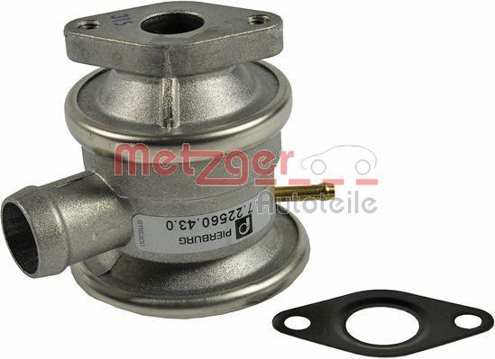 Buy original Secondary air valve METZGER 0892232