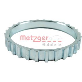 Αγοράστε 0900177 METZGER Αρ. δοντιών: 29, μπροστινός άξονας, Ø: 86,4mm Δακτύλιος αισθητήρα, ABS 0900177 Σε χαμηλή τιμή