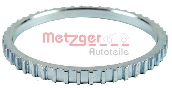 Αγοράστε 0900183 METZGER Αρ. δοντιών: 48, μπροστινός άξονας, Ø: 80mm Δακτύλιος αισθητήρα, ABS 0900183 Σε χαμηλή τιμή