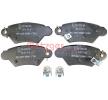 Bremsbelagsatz, Scheibenbremse 1170042 — aktuelle Top OE 91 98 598 Ersatzteile-Angebote