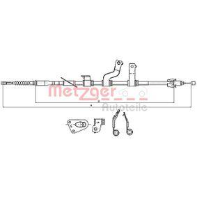 K18997 Left Handbrake Cable A.B.S