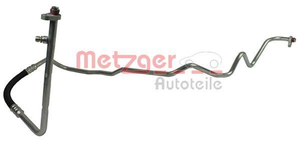 METZGER | Hochdruck- / Niederdruckleitung, Klimaanlage 2360042