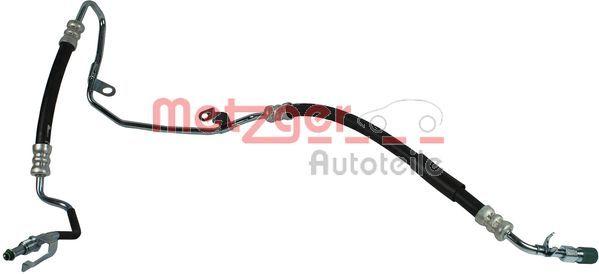Original Vairo žarnelė / vamzdelis 2361007 Renault