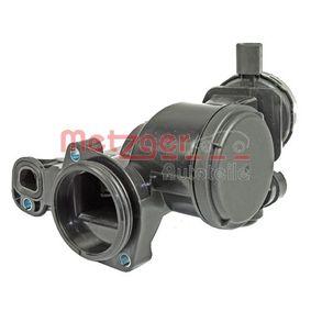 2385017 Ventil, Kurbelgehäuseentlüftung METZGER 2385017 - Große Auswahl - stark reduziert