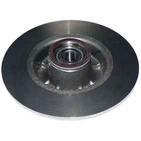 6110012 METZGER ORIGINAL ERSATZTEIL, Voll, mit integriertem magnetischen Sensorring, mit integriertem Radlager Ø: 240mm, Lochanzahl: 4, Bremsscheibendicke: 8mm Bremsscheibe 6110012 günstig kaufen