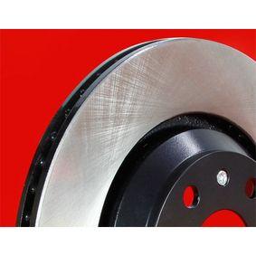 6110551 Bremsscheibe METZGER 6110551 - Große Auswahl - stark reduziert