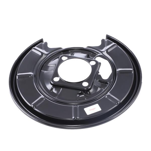 METZGER: Original Bremsscheiben Schutzblech 6115037 ()