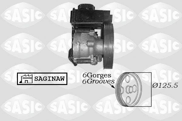 Acheter Pompe hydraulique SASIC 7070012 à tout moment