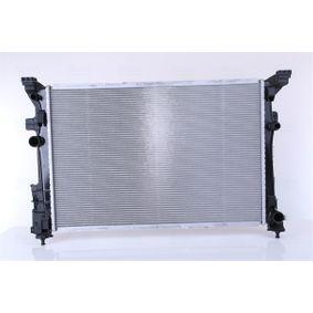 Radiator, racire motor NISSENS 67187 cumpărați și înlocuiți