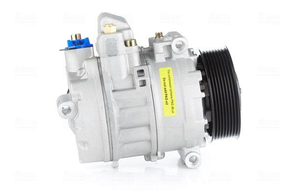 890082 Kompressor, Klimaanlage NISSENS Test