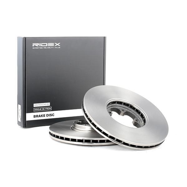 Disco de travão RIDEX 82B0749 Avaliações