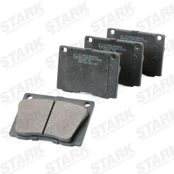 SKBP0011400 Bremsbeläge STARK SKBP-0011400 - Große Auswahl - stark reduziert