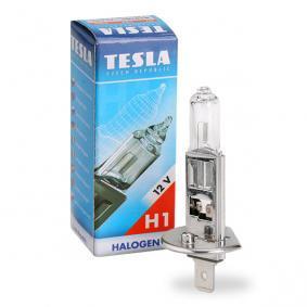 Achat de B10101 TESLA 55W, 12V, H1 Ampoule, projecteur longue portée B10101 pas chères