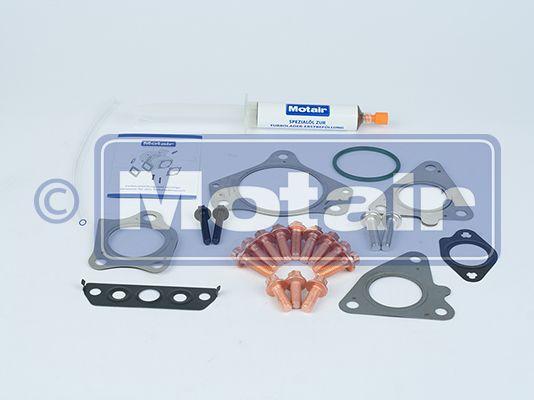 OE Original Montagesatz Endschalldämpfer 440874 MOTAIR