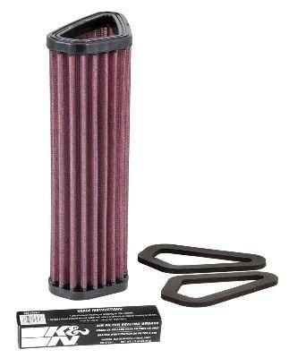 K&N Filters Filtr powietrza filtr o podwyższonej trwałości DU-1007R DUCATI