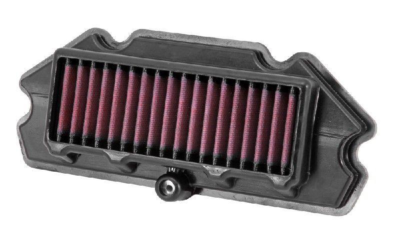 Moto K&N Filters Langzeitfilter Länge: 278mm, Länge: 278mm, Breite: 117mm, Höhe: 49mm Luftfilter KA-6512 günstig kaufen