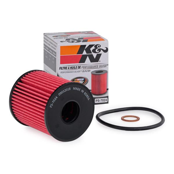 K&N Filters   Filtre à huile PS-7024