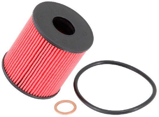 PS-7024 Filtre à huile K&N Filters Test