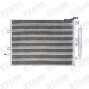 SKCD-0110361 STARK mit Trockner Kältemittel: R 134a Kondensator, Klimaanlage SKCD-0110361 günstig kaufen