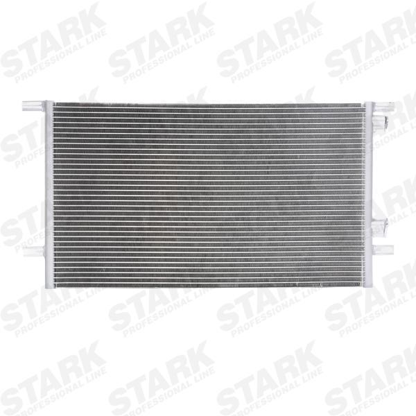 RENAULT LAGUNA 2013 Klimakondensator - Original STARK SKCD-0110368 Netzmaße: 640 x 361 x 16 mm