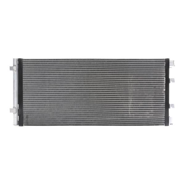 RENAULT 16 Klimakühler - Original RIDEX 448C0137 Netzmaße: 795 x 355 x 16 mm