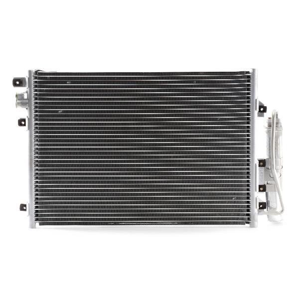 RENAULT 16 Klimakondensator - Original RIDEX 448C0134 Kältemittel: R 134a