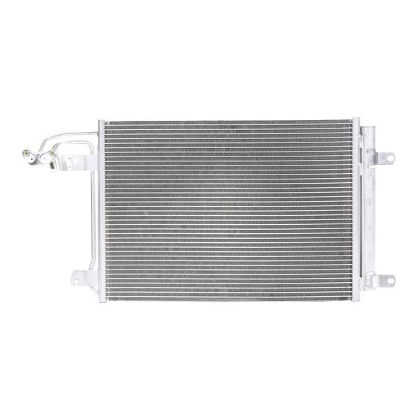 RIDEX: Original Kondensator Klimaanlage 448C0010 (Kältemittel: R 134a)