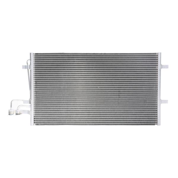 RIDEX: Original Kondensator Klimaanlage 448C0014 (Netzmaße: 670 x 381 x 16 mm)