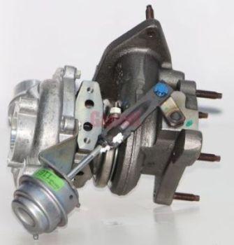 Original Turboaggregat 786997-5001S McLaren