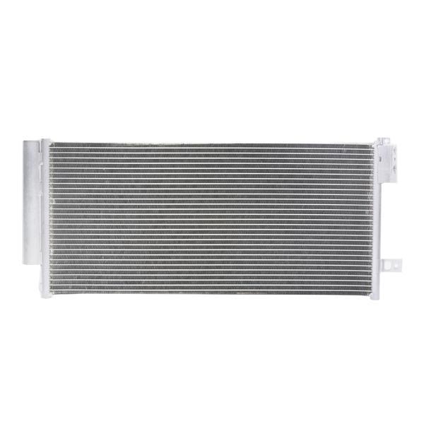 RIDEX: Original Klimakondensator 448C0126 (Netzmaße: 665 x 297 x 16 mm)