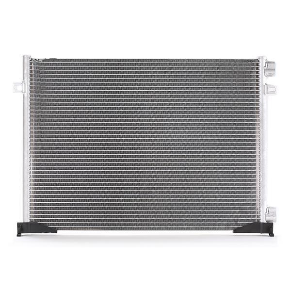 RIDEX: Original Klimakondensator 448C0125 (Netzmaße: 610 x 435 x 16 mm)