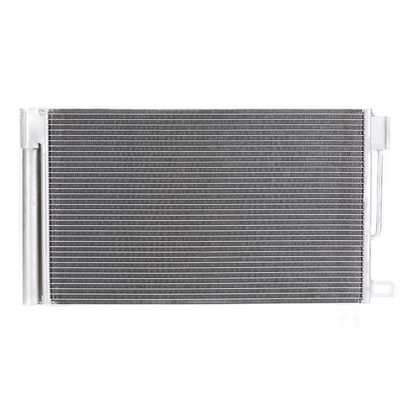 RIDEX: Original Kondensator Klimaanlage 448C0124 (Netzmaße: 600 x 355 x 12 mm)