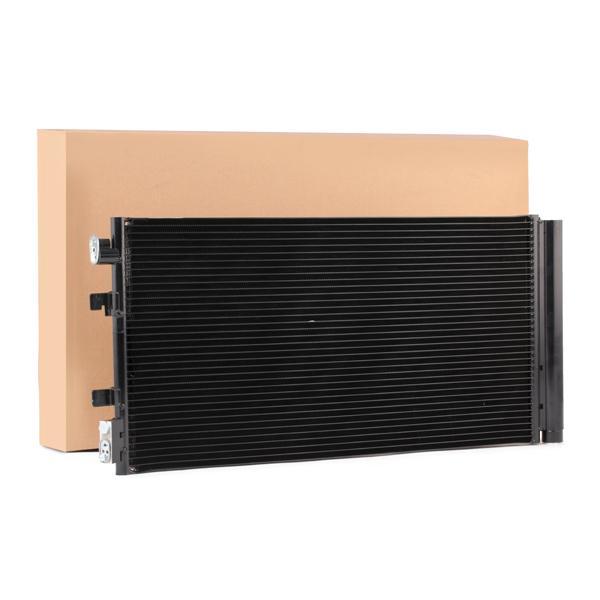 RENAULT MODUS / GRAND MODUS 2021 Kondensator Klimaanlage - Original RIDEX 448C0122 Netzmaße: 685 x 347 x 16 mm