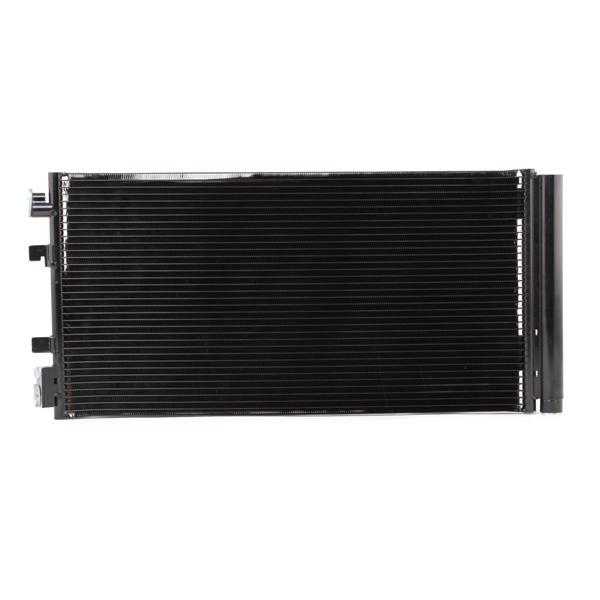 RIDEX   Kondensator, Klimaanlage 448C0122
