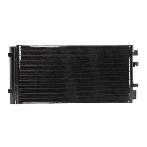 448C0122 Klimakondensator RIDEX 448C0122 - Große Auswahl - stark reduziert