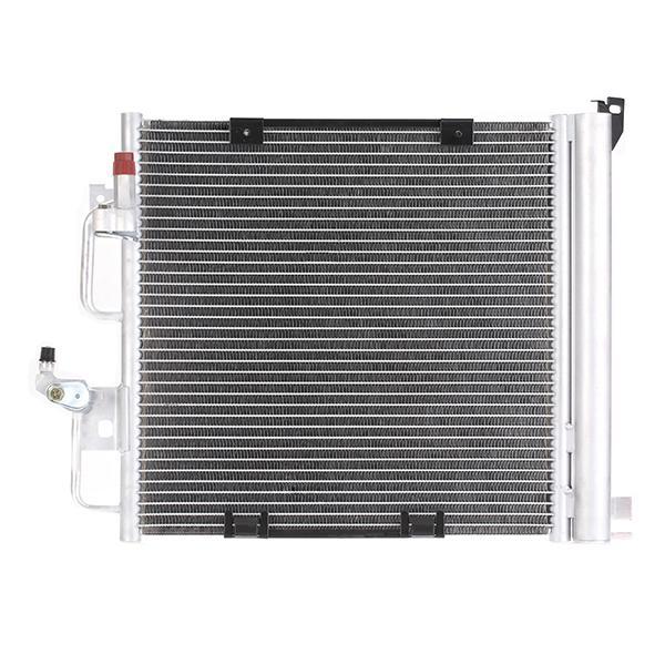 RIDEX: Original Klimakondensator 448C0019 (Kältemittel: R 134a, Netzmaße: 408*381*16)