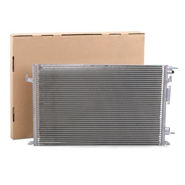 ridex Condensor Airco OPEL,FIAT,SAAB 448C0020 71740527,71746356,13101839 Airco Radiator,Condensator, airconditioning 1850076,1850079,24418362,24418362
