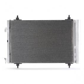 448C0027 RIDEX med avfuktare Nätmått: 570 x 359 x 16 mm Kondensor, klimatanläggning 448C0027 köp lågt pris