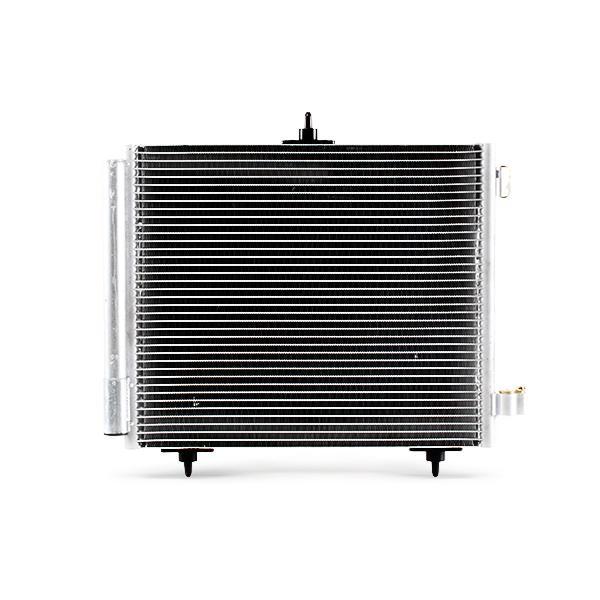 RIDEX: Original Klimakühler 448C0036 (Kältemittel: R 134a)