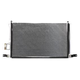 448C0080 RIDEX med avfuktare Kondensor, klimatanläggning 448C0080 köp lågt pris
