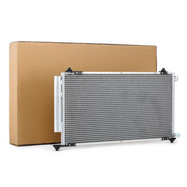 ridex Condensor Airco HONDA 448C0084 80101SCAA01,80110S9A003 Airco Radiator,Condensator, airconditioning