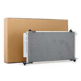 448C0084 RIDEX med avfuktare kylmedel: R 134a Kondensor, klimatanläggning 448C0084 köp lågt pris