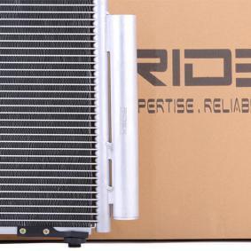 448C0084 Kondensor RIDEX - Upplev rabatterade priser