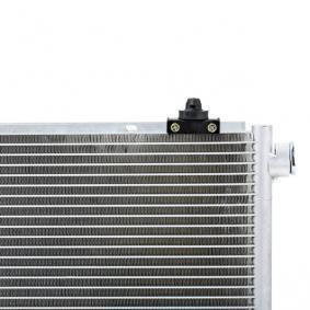 Kondensor, klimatanläggning 448C0084 från RIDEX